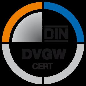 DIN-DVGW CERT