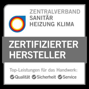 ZVSHK Qualitätszeichen