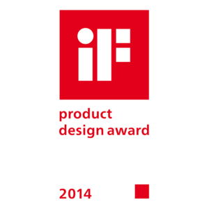 iF product design award 2014 für Modell i-soft plus